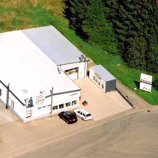 Firmengebäude Kögler Calw
