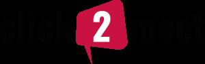 Logo von Clickk2meet - der virtuellen Beratungslösung